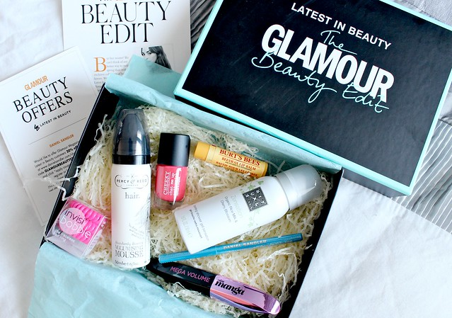 Latest In Beauty Glamour Beauty Edit Box Spring 2014 5