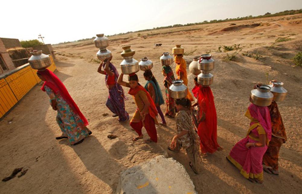 राजस्थान में जल संकट