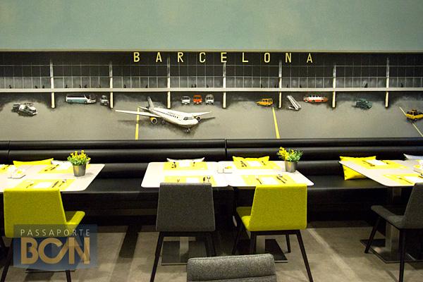 Hotel vueling bcn by hc passaporte bcn for Oficinas vueling barcelona