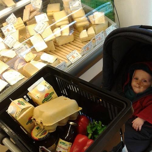 Lebensmitteleinkauf erledigt #12v12