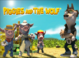 Online Piggies and the Wolf Slots Review