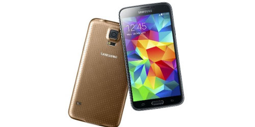 Samsung announces Galaxy S5 at Mobile World Congress 2014