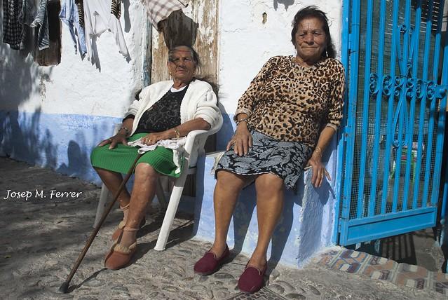 DONES GITANES (Andalusia, març de 2008)