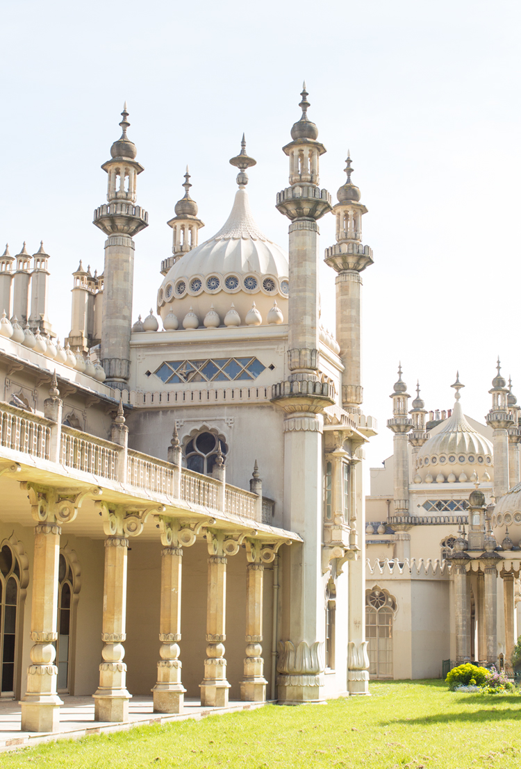 Brighton Pavilion Columns