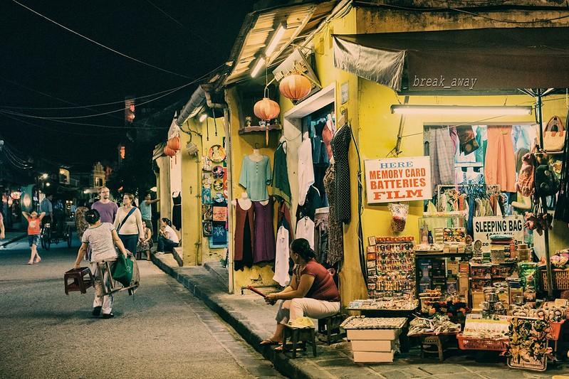 Hoi An ancient town / Đêm phố cổ Hội An