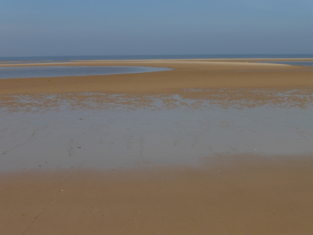 44 Holkham Beach - far western end