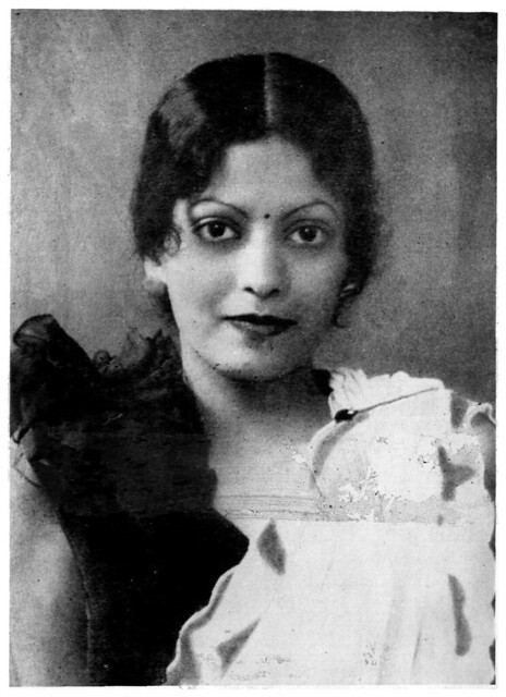 "Leela Chitnis, still from 'Chaaya' (""Holy Crime"") 1936"