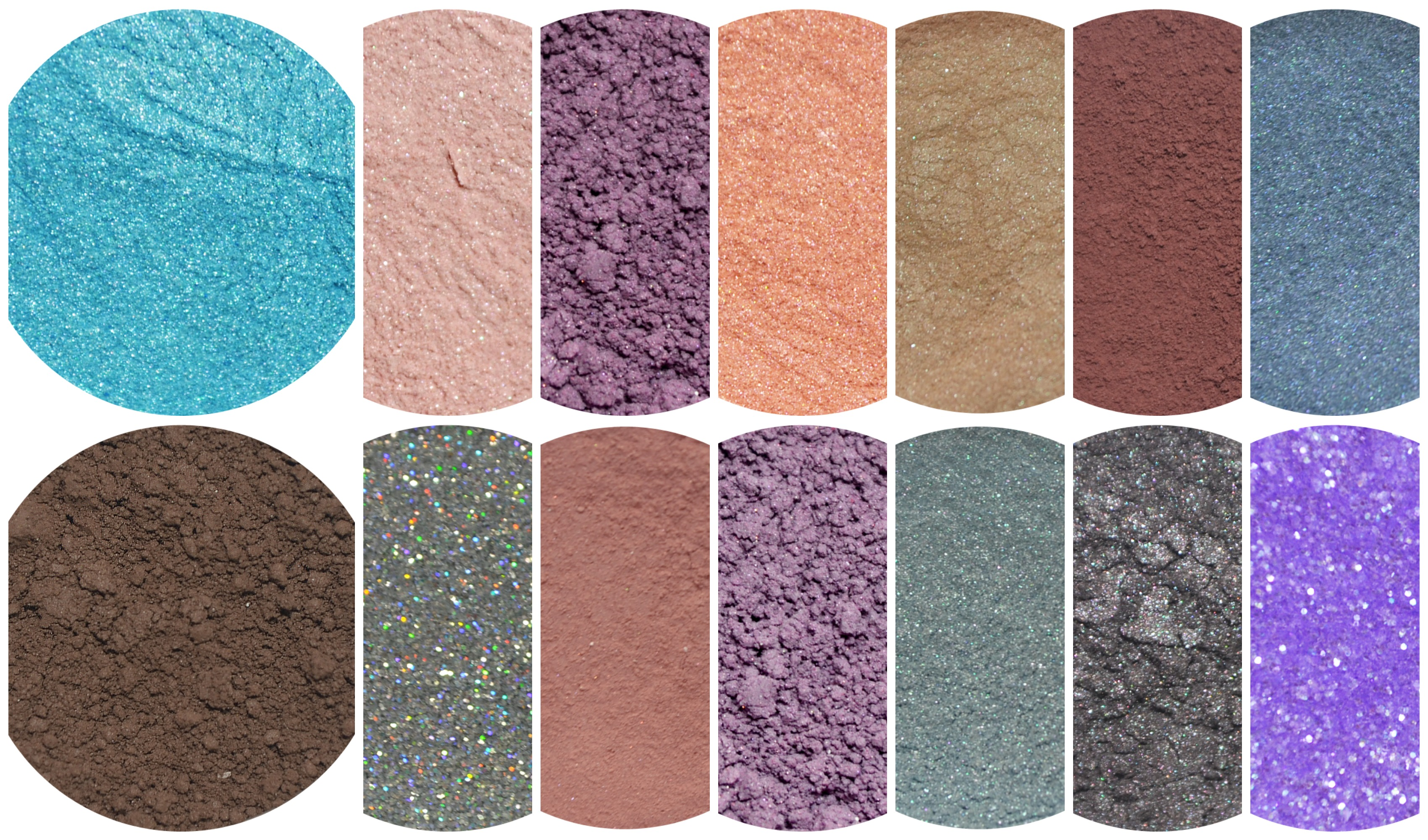 Virginia Olsen Eyeshadow Palette