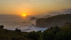 Sunset - Klayar Beach - Pacitan Indonesia