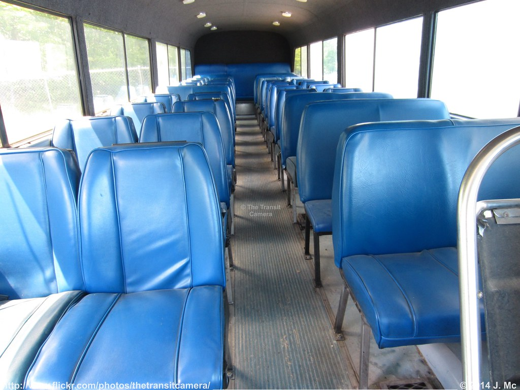 The gallery for --> Greyhound Bus Interior