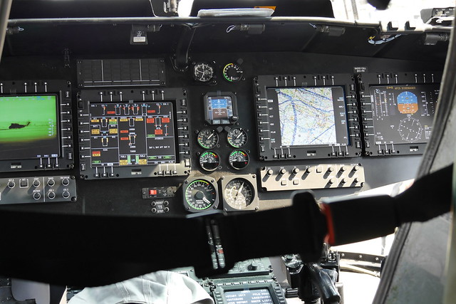 Flight instruments: CH-53G