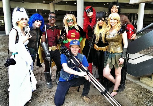Cosplay with Me