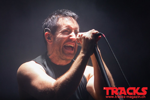 Nine Inch Nails @ Hallenstadion - Zurich