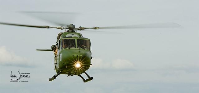 British Army Lynx