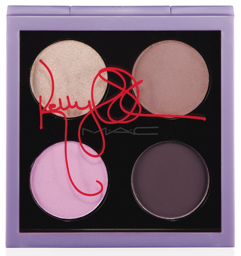 Kelly Osbourne EYE SHADOW - Bloody Brilliant Quad