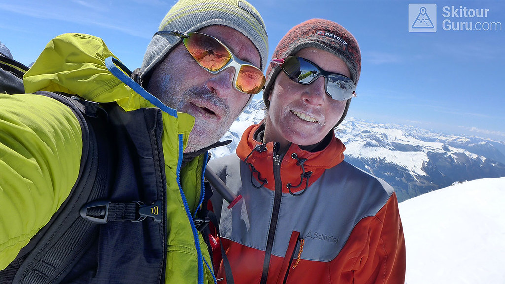 Rosenhorn (day 5, h.r. Swiss Glacier) Berner Alpen / Alpes bernoises Switzerland photo 12