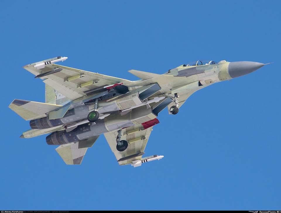 """الجزائر 2015  : تقتني 16 سوخوي 30MKA  وعقد لانظمة الدفاع الجوي  """"Antey -2500 """" - صفحة 9 30279193483_391d3b9274_b"""
