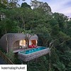 #Repost @keemalaphuket with @repostapp ・・・ Keemala's Tree Pool Houses and Bird's Nest Villas have been featured in Home Beautiful's roundup of treehouses that redefine the rustic stereotype. #Treehouse #Keemala #BeyondEnchanting http://ift.tt/2eNjWDE