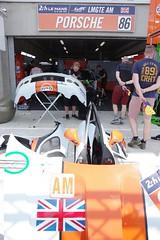 Gulf Racing's Porsche 911 RSR