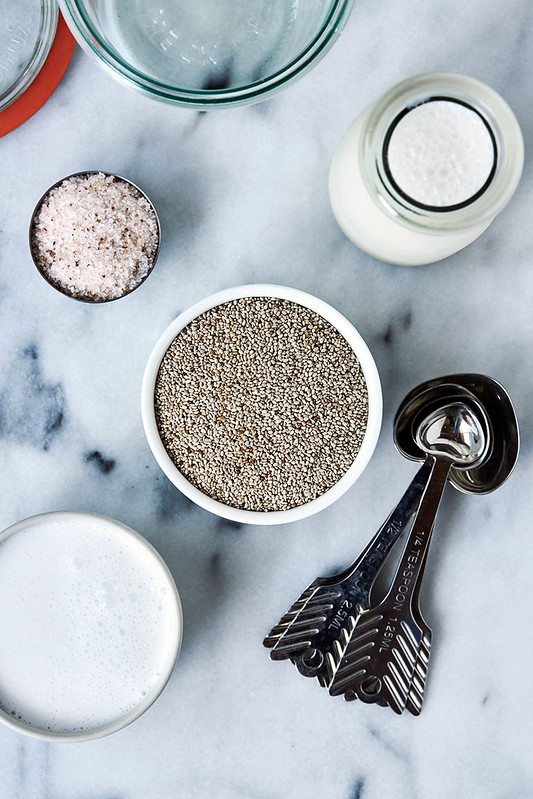 How-to Make Chia Seed Pudding