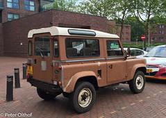 1985 Land-Rover Defender 90