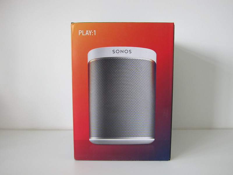 Sonos PLAY:1 - Box Front
