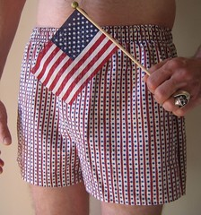 Fourth of July boxers