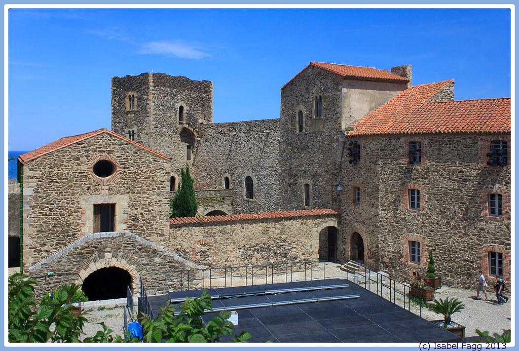 Castles of france ch teaux de france page 90 skyscrapercity - Chateau de collioure ...