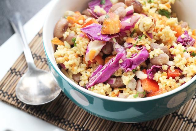 Powerful Protein Rich Vegan Millet Recipes