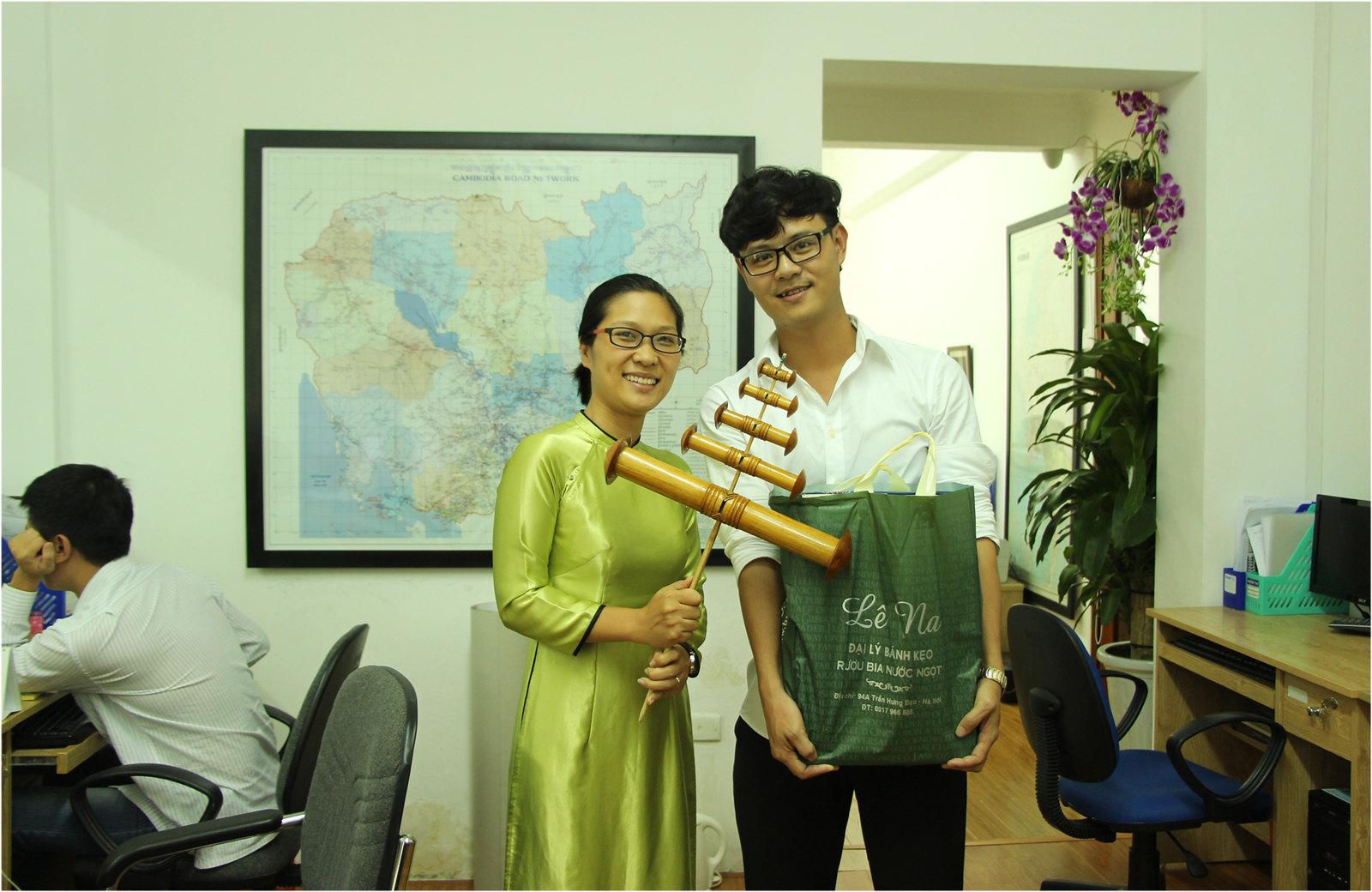 Vũ Thị Nga & Đặng Lê Minh