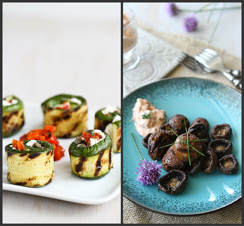Top Ten Grilled Vegetarian Recipes | cookincanuck.com #recipe #vegetarian