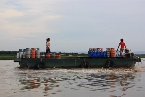 gas boat