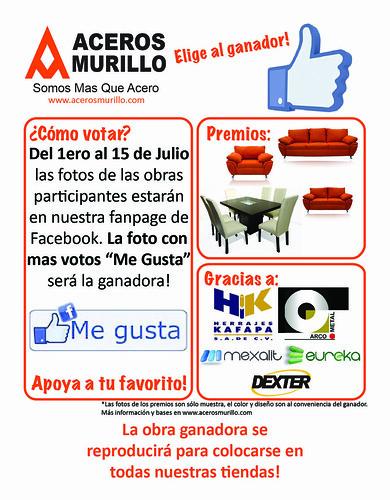 Vota por tu obra favorita! by Aceros Murillo