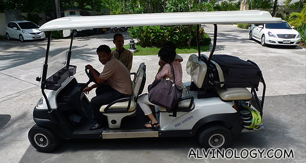 Free buggy transfer