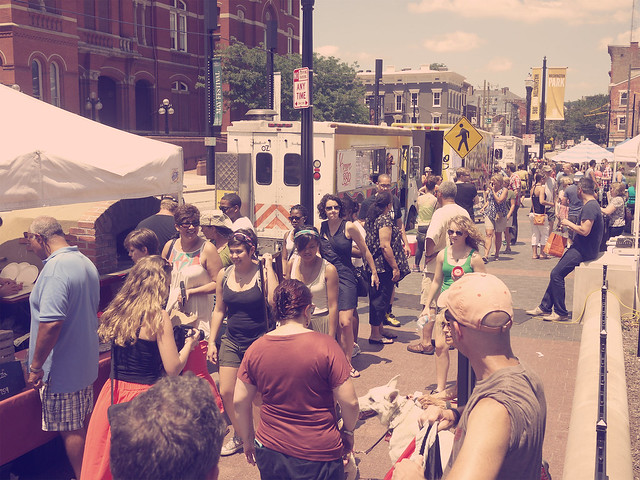 The City Flea July