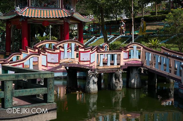 Haw Par Villa - Pavilion and Pagoda