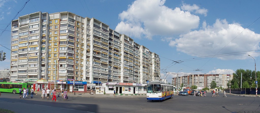 Nizniy Novgorod, 6-th district of Mesherskoye Ozero