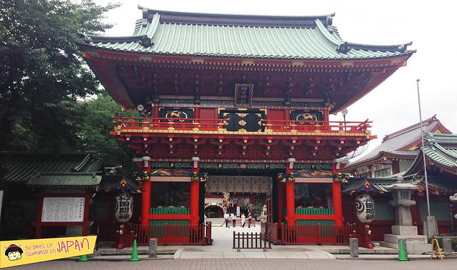 Kanda Shrine Tokyo 3