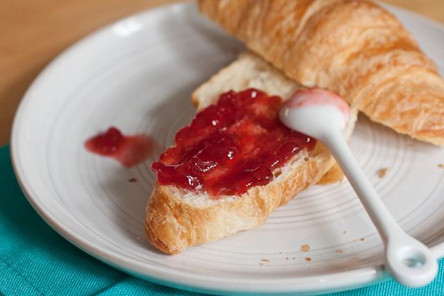 Strawberry Vanilla Bean Jam