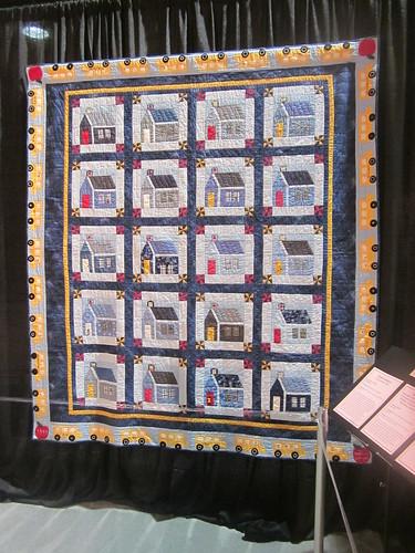 """School Days"" by Lynne Allen, Doris Bond, Leila Loosemore, Estella Miller, Shirley Phillips, Eilene Patterson, Pat Patterson, and Jean St. Pierre"