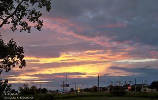 100_8805 - Sunset - 8-5-2013