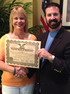 2013 Mitchell Institute of Professional Hypnosis Graduate