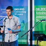 Billy Letford reads at Jura Unbound: Reel Iraq |