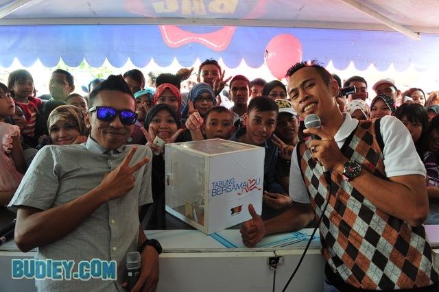 Gambar Sekitar Karnival Jom Heboh di Sandakan Sabah