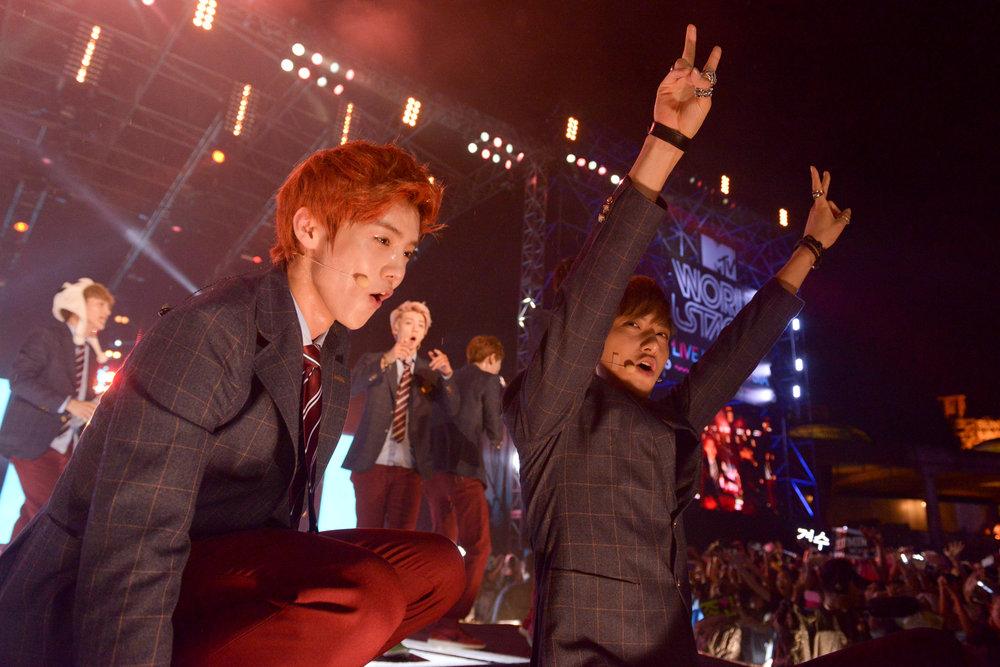 MTV World Stage 2013