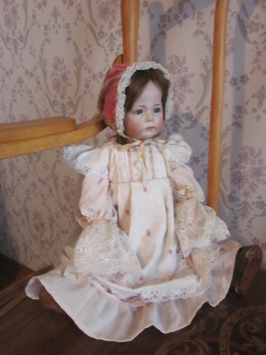 A doll by Anna Amnell