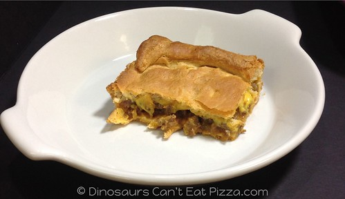 McDonald's  Cheeseburger Casserole