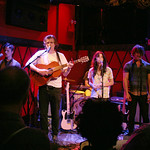 Little Green Cars at Rockwood Music Hall 9/13