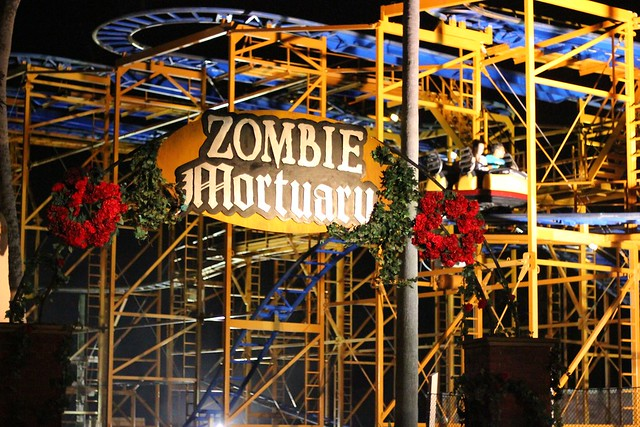 Howl O Scream 2013 At Busch Gardens Tampa Flickr Photo Sharing
