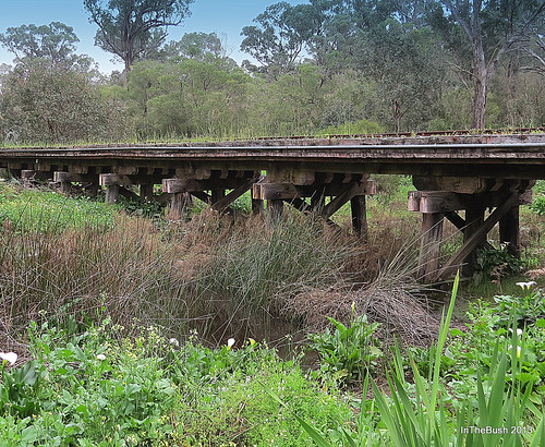 Ludlow Rail Bridge